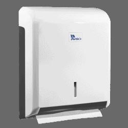 Distributeur d'essuie-mains Cleanline Zig-Zag - Blanc