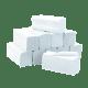 Essuie-mains feuille à feuille  pliage Z -3750 feuilles