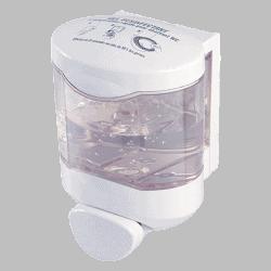 Distributeur de gel désinfectant pour WC Cleanseat