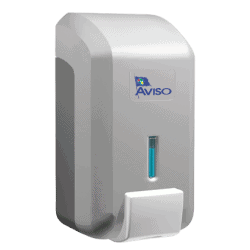 Distributeur de savon Cleanline mousse Alu - 700 ml