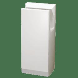 Sèche-mains à air pulsé SILENCIEUX Jet Towel Slim - Blanc