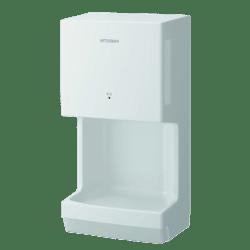 Sèche-mains à air pulsé SILENCIEUX Jet Towel MINI - Blanc