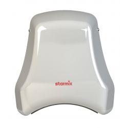 Sèche-mains anti-vandalisme T-C1 MW - Acier blanc