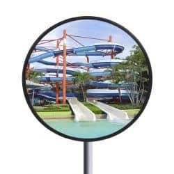 Miroir de surveillance en INOX diamétre 600 mm