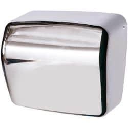 Sèche-mains kai automatique acier brillant
