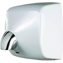 Sèche-mains Windflow automatique acier blanc