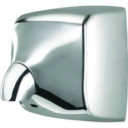 Sèche-mains Windflow automatique acier brillant