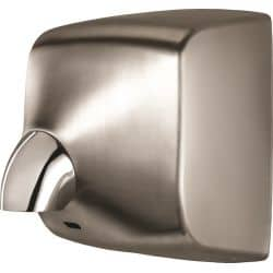 Sèche-mains Windflow automatique acier satiné