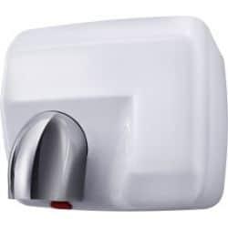 Sèche-mains automatique mural - blanc