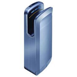 Sèche-mains automatique mural vertical - gris